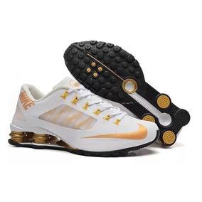 9ab0d614b42 Tenis Da Nike Shox Dourado Masculino - Tênis no Mercado Livre Brasil