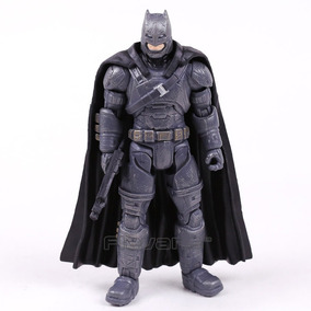 Super Heroi Estatua Batman V Super Man Batman Blindado Acti
