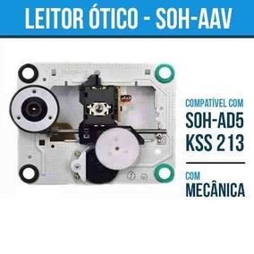 Kit Com 2 Peças Leitor Ótico - Soh-aav = Soh-ad5 E Kss213