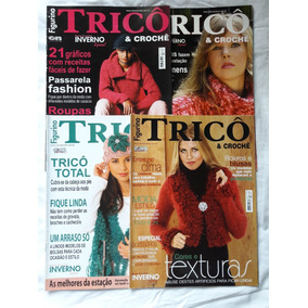 Revista Colecão Trico - Coleções e Comics no Mercado Livre Brasil ac574d99e45