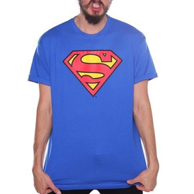 Playera Superman Logo Hombre Dc Comics Originals
