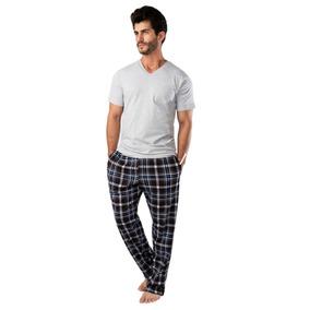 7f449db624 Pijama Hombre Algodon - Pijamas Largas de Hombre en Mercado Libre México