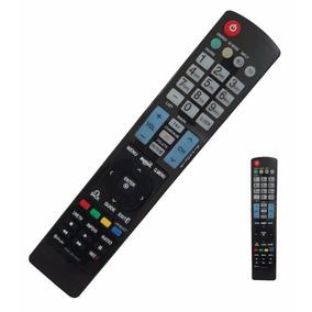 Controle Lg Tv Led 3d Smart Akb73615319 Akb741155 +pilha