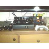 Xbox 360 Suoer Slink 4 Controles Originales Kinet Chipeado