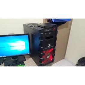 Computador Gamer I7 7700 32gb Ram Gtx 1070 Ssd 256gb Hd 2tb