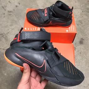 Tenis Zapatillas Nike Lebron Soldier 9 Iii De Hombre 3b863ac33e098