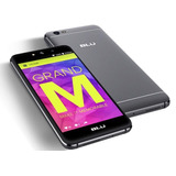 Celular Blu Grand M Pantalla 5 Cam 5 Mp 8gb 3g