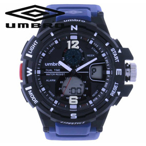 Reloj Umbro Umb-012-5 Deportivo Analogo Digital Caballero