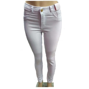 Calça Jeans Feminina Meitrix Cintura Alta Skinny