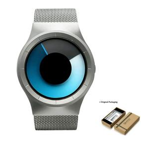 e0093160b9d Promoção Relógio Masculino Feminino Aço Inoxidável Original