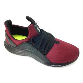 Tenis Running Pirma 73 Textil Rojo Negro 5 Al 9