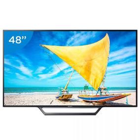Smart Tv 48 Led Full Hd Sony, Kdl-48w655d