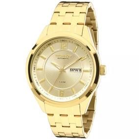 1a214665ff3 4x Relógio Technos Masculino Automático 8205nk - Relógios De Pulso ...