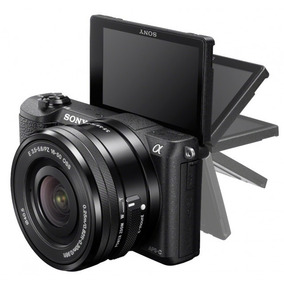 Camera Digital Sony Ilce-5100l 16-50mm 24.3mp.