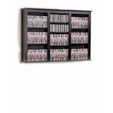 Mueble Para Colección De Cds Dvds Juegos O Libros Vbf