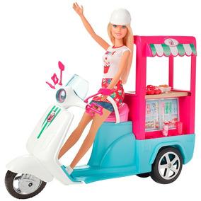 Barbie Carrito De Bocadillos Envio Gratis Tienda Oficial