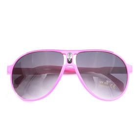 Oculos De Sol Infantil Aviador Lente Rosa - Óculos no Mercado Livre ... 53a8344e92