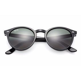 da38d5dd50b86 Óculos De Sol Ray Ban Round Stylish Rb2180 601 71 49 3n