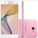 Smartphone Celular Samsung Galaxy J5 Prime 32gb Rosa