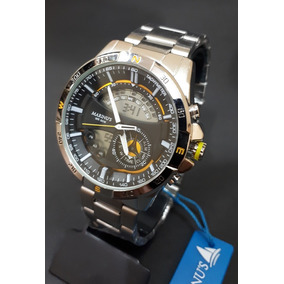 7707a8ac59d Relogio Marinus Modelo A3350 - Relógios De Pulso no Mercado Livre Brasil