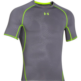 Camisa Under Armour Ua Heat Gear Armour Compression Printed 5cff18696fc