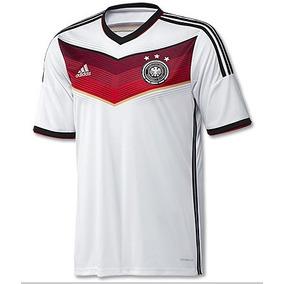 Jersey Alemania Mundial Brasil 2014 en Mercado Libre México cb9f2c9675435
