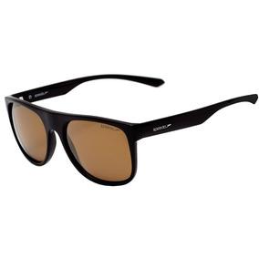 Speedo Akumal - Óculos De Sol A01 Preto Brilho  Dourado Espe 7f8b624979