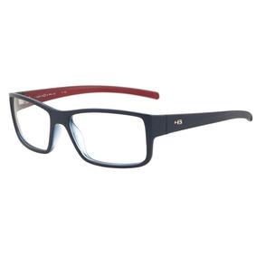 Armação Oculos Grau Hb Polytech 9302379833 Grafite Fosco Ver. R  239. 12x R   22. Frete grátis dc5f2bca80