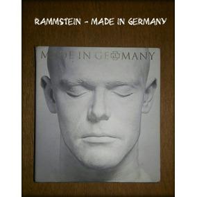 Rammstein - Made In Germany - Album Original
