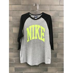 b80f8eca12 Camisetas Raglan Nike - Camisetas e Blusas no Mercado Livre Brasil