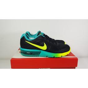 3f871b33e54 Tenis Air Max Verde Limao Neon Nike - Tênis Preto em Pernambuco no ...
