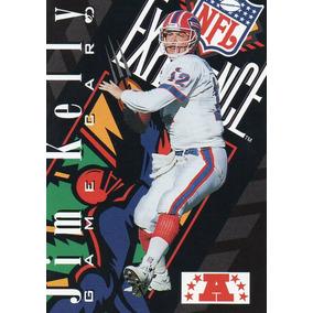 f7fb1a757183e 4 Cards De Jim Kelly Buffalo Bills en Mercado Libre México