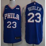 b1173d7212 Camisa Jimmy Butler Philadelphia 76ers Oficial Frete Gratis