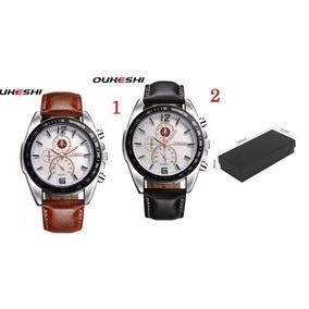 7eba8c04412 Relogio Oukeshi Masculino - Relógio Masculino no Mercado Livre Brasil