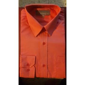 Camisa Ferruche Coral Talla 38 Mediana Envio Gratis 7de6595b6420d