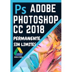 A,dobe Photoshop Cc 2018 32/64 Bits - Full Español Windows