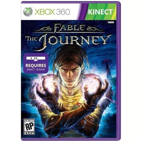 Jogo Fable The Journey P/ Kinect Xbox 360 - Mídia Física