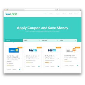 Melhor Site De Cupom De Desconto Wordpress Ganhe Dinheiro