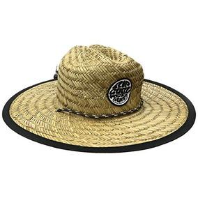 Sombrero De Paja Vigilantes De La Playa De Los Hombres De Ri 7232b6e7188