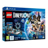Lego Dimensions Starter Pack 71171 Ps4