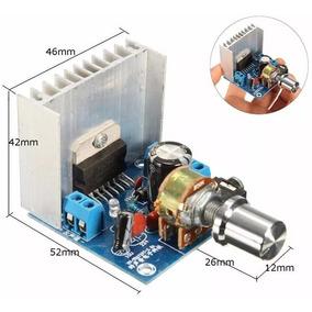 Amplificador Modulo 30w Rms 15w+15w Tda7297 P/ Fliperama Pc