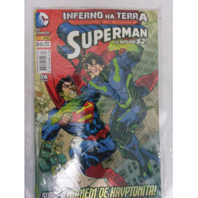 Superman # 20 ( 2.ª Série ) - Os Novos 52 ! - Panini