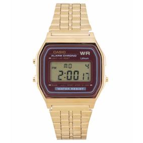 Relógio Casio Unissex Vintage A159wgea-5df - ( Nota Fiscal )
