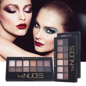 Paletas Sombra Nude 12 Cores Barata Com Frete Gratìs