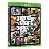Grand Theft Auto V Gta 5 Para Xbox One
