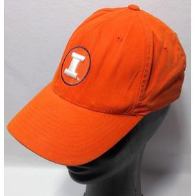 11c7012d1eaf2 Gorra Cap Nike Illinois University Naranja Talle Universal