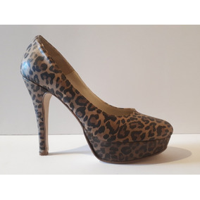 0e1ebf374ee Stilettos Animal Print Leopardo - Zapatos en Córdoba en Mercado ...