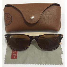 Ray Ban Wayfarer Turtle De Sol - Óculos no Mercado Livre Brasil e08a2c1a07