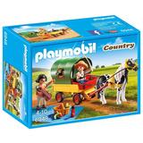 Playmobil Country Picnic Con Pony Y Carro Art. 6948