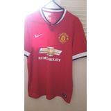 Camisa Do Manchester United Nike Original
